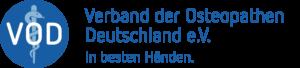 Empfohlen vom Verband der Osteopathen Deutschland e.V.