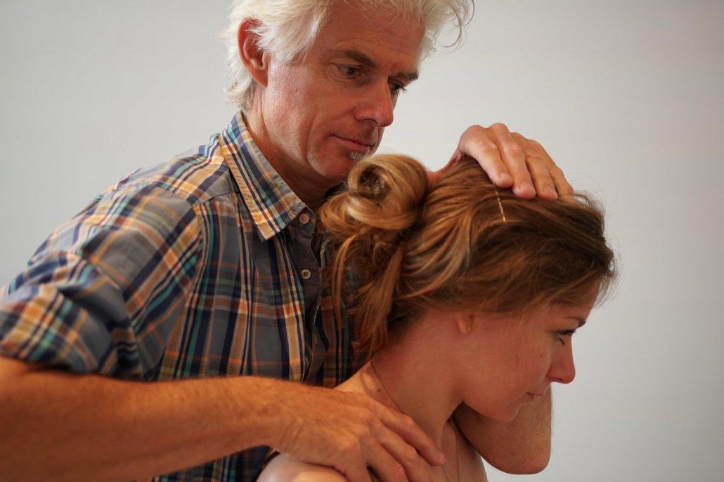 Berufsbild eines Osteopathen einer Osteopathin